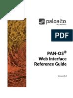 Web Interface Help