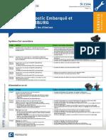 OBD Diagnostic Embarqué Et Produits PIERBURG 592139