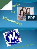 Diapositiva de Misionerita