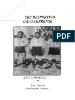 História do Clube Desportivo Salvaterrense