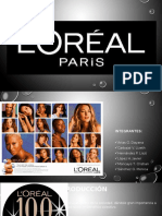 L'Oreal Diapositivas