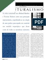 Estruturalismo Cult
