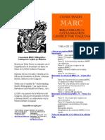 MARC Bibliográfico