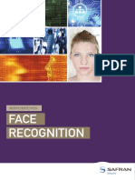 Morpho Face Recognition