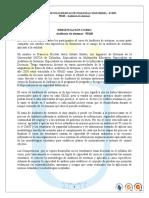 Presentacion Curso Auditoria Sistemas 90168 2015 II