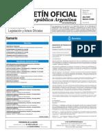 Boletin Oficial 33.564 1ra Seccion - (10!02!2017)