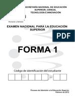 Forma 1 Enes