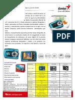 Cámara acuática Genius G-Shot 510.pdf