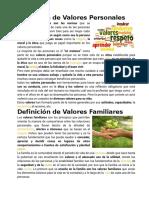Definición de Valores Personales.docx