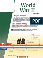 Textbook  on World War II 1939-1945
