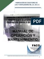 Manuel de Operacion Manejadora 2h