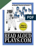 Apollo Moon Landing Read Aloud Play (Preview)