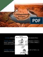 1. Fundamentos de Geología Histórica