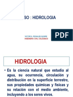 Hidrologia CLASES