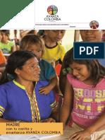 Boletín Avanza Colombia  Mayo 2017