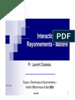 M2 Seminar Opto Et Radiations - Copie