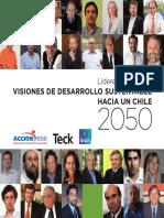 Chile Vision 2050. (1)