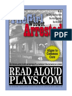 """Claudette Colvin """"Twice Toward Justice"""" classroom play (preview)"""