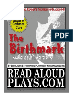 The Birth-mark classroom play script (preview)