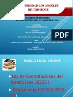 Diapositivas Sobre Concurso de Obras Publicas