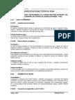 Especificaciones Tecnicas Sshhh Cabana