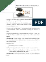 Guía de Verificación Del Sensor CMP.