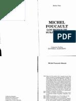 Díaz, E. Michael Foucault. Los modos de subjetivación.0001.pdf