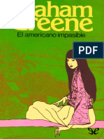 Greene, Graham - El Americano Impasible (r1.0)