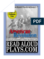 Revolutionary War Reader's Theater (preview)