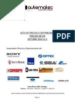 Lista de Precios OCTUBRE 2014 v 1 1