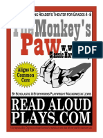 The Monkey's Paw Classic Short Story Reader's Theater (preview)