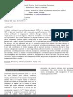Brief Clinical Review Non Responding Pneumonia 150517