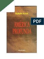 America Profunda Rodolfo Kusch