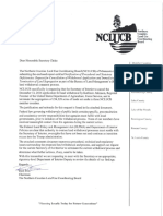 NCLUCB Comments on BLM Minnesota application for withdrawal