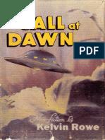 Kelvin Rowe-A Call at Dawn