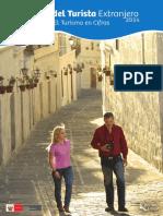 Perfil Turista Extranjero 2014 2