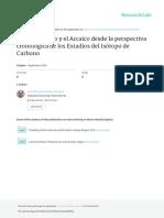 2016 [2014] El Protoarcaico y El Arcaico Desde La Perspectiva Cronológica de Los CIS