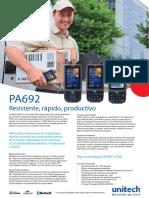 PA692 Brochure Español