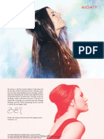Digital Booklet - Mighty