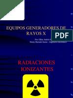 Equipos Generadores de RX