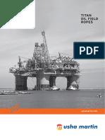 Titan Oilfield Rope Catalogue