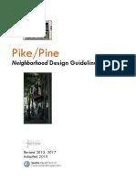Att 2 - Pike Pine Design Guidelines 2017 v2