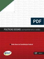 Políticas Sociais - Vinte Anos Da Constituição Federal - Volume 1