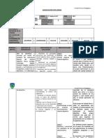 Planificacion de 5º Bàsico (Unidad Sist Digestivo)