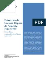 Entrevista Luciano Raposo