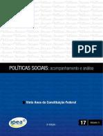 Jorge Abrahão de CASTRO e José Aparecido Carlos RIBEIRO. as Políticas Sociais e a Constituição de 1988