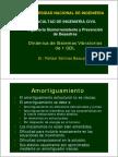 Dinamica de Sistemas de 1GDL -2