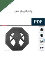 Phase Plug 8 Pulg