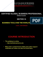 Business Tools and Marketworld