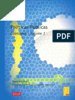 Enrique SARAVIA e Elisabete FERRAREZI. Políticas Públicas - Coletânea. Vol 1